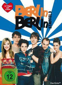 Berlin, Berlin (3. Staffel, 20 Folgen), Berlin St.3 (Amaray) Berlin