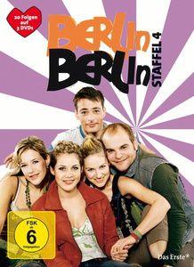Berlin, Berlin (4. Staffel, 14 Folgen), Berlin St.4 (Amaray) Berlin