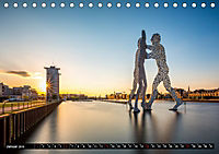 Berlin - Bilder einer Metropole (Tischkalender 2019 DIN A5 quer) - Produktdetailbild 1