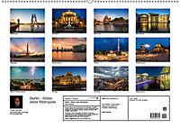 Berlin - Bilder einer Metropole (Wandkalender 2019 DIN A2 quer) - Produktdetailbild 13