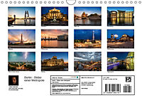Berlin - Bilder einer Metropole (Wandkalender 2019 DIN A4 quer) - Produktdetailbild 13