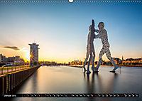 Berlin - Bilder einer Metropole (Wandkalender 2019 DIN A2 quer) - Produktdetailbild 1
