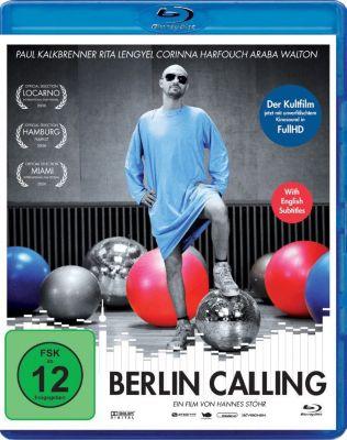 Berlin Calling, Hannes Stöhr