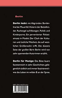 Berlin crime - Produktdetailbild 1
