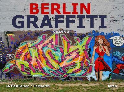 Berlin Graffiti, Postkarten, Hasan Gögremis