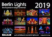 """""""Berlin Lights 2019 - Eine Hauptstadt im farbigen Lichtermeer"""" - Produktdetailbild 1"""