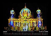 """""""Berlin Lights 2019 - Eine Hauptstadt im farbigen Lichtermeer"""" - Produktdetailbild 2"""