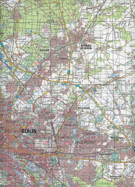 Mittelpunkte Wo Deutschland Am Zentralsten Ist Panorama