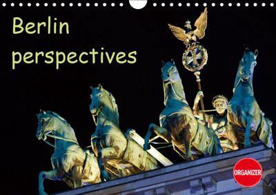 Berlin perspectives (Wall Calendar 2019 DIN A4 Landscape), Andreas Schoen