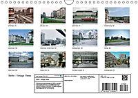 Berlin - Vintage Views (Wall Calendar 2019 DIN A4 Landscape) - Produktdetailbild 13