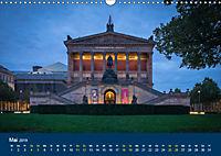 Berlin zur Blauen Stunde - 12 Berliner Sehenswürdigkeiten (Wandkalender 2019 DIN A3 quer) - Produktdetailbild 5