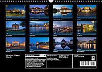 Berlin zur Blauen Stunde - 12 Berliner Sehenswürdigkeiten (Wandkalender 2019 DIN A3 quer) - Produktdetailbild 13