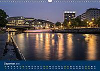 Berlin zur Blauen Stunde - 12 Berliner Sehenswürdigkeiten (Wandkalender 2019 DIN A3 quer) - Produktdetailbild 12