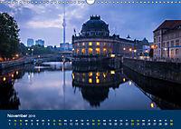 Berlin zur Blauen Stunde - 12 Berliner Sehenswürdigkeiten (Wandkalender 2019 DIN A3 quer) - Produktdetailbild 11