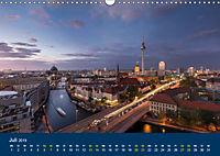 Berlin zur Blauen Stunde - 12 Berliner Sehenswürdigkeiten (Wandkalender 2019 DIN A3 quer) - Produktdetailbild 7