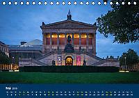 Berlin zur Blauen Stunde - 12 Berliner Sehenswürdigkeiten (Tischkalender 2019 DIN A5 quer) - Produktdetailbild 5