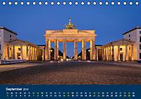 Berlin zur Blauen Stunde - 12 Berliner Sehenswürdigkeiten (Tischkalender 2019 DIN A5 quer) - Produktdetailbild 9
