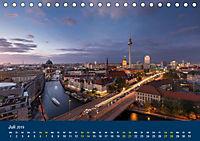 Berlin zur Blauen Stunde - 12 Berliner Sehenswürdigkeiten (Tischkalender 2019 DIN A5 quer) - Produktdetailbild 7