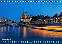 Berlin zur Blauen Stunde - 12 Berliner Sehenswürdigkeiten (Tischkalender 2019 DIN A5 quer) - Produktdetailbild 10