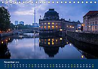 Berlin zur Blauen Stunde - 12 Berliner Sehenswürdigkeiten (Tischkalender 2019 DIN A5 quer) - Produktdetailbild 11