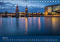 Berlin zur Blauen Stunde - 12 Berliner Sehenswürdigkeiten (Tischkalender 2019 DIN A5 quer) - Produktdetailbild 6