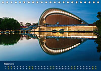 Berlin zur Blauen Stunde - 12 Berliner Sehenswürdigkeiten (Tischkalender 2019 DIN A5 quer) - Produktdetailbild 3