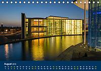 Berlin zur Blauen Stunde - 12 Berliner Sehenswürdigkeiten (Tischkalender 2019 DIN A5 quer) - Produktdetailbild 8