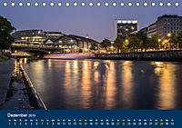 Berlin zur Blauen Stunde - 12 Berliner Sehenswürdigkeiten (Tischkalender 2019 DIN A5 quer) - Produktdetailbild 12