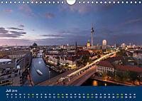 Berlin zur Blauen Stunde - 12 Berliner Sehenswürdigkeiten (Wandkalender 2019 DIN A4 quer) - Produktdetailbild 7