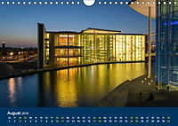 Berlin zur Blauen Stunde - 12 Berliner Sehenswürdigkeiten (Wandkalender 2019 DIN A4 quer) - Produktdetailbild 8