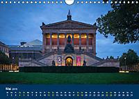 Berlin zur Blauen Stunde - 12 Berliner Sehenswürdigkeiten (Wandkalender 2019 DIN A4 quer) - Produktdetailbild 5