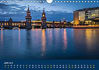 Berlin zur Blauen Stunde - 12 Berliner Sehenswürdigkeiten (Wandkalender 2019 DIN A4 quer) - Produktdetailbild 6