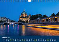 Berlin zur Blauen Stunde - 12 Berliner Sehenswürdigkeiten (Wandkalender 2019 DIN A4 quer) - Produktdetailbild 10