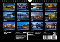 Berlin zur Blauen Stunde - 12 Berliner Sehenswürdigkeiten (Wandkalender 2019 DIN A4 quer) - Produktdetailbild 13