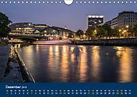 Berlin zur Blauen Stunde - 12 Berliner Sehenswürdigkeiten (Wandkalender 2019 DIN A4 quer) - Produktdetailbild 12