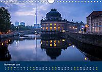 Berlin zur Blauen Stunde - 12 Berliner Sehenswürdigkeiten (Wandkalender 2019 DIN A4 quer) - Produktdetailbild 11