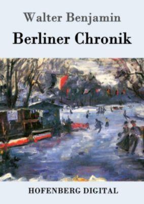 Berliner Chronik, Walter Benjamin