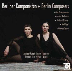 Berliner Komponisten, Diverse Interpreten