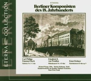 Berliner Komponisten Des 18.Jahrhunderts, Waage, Hofmann, Frank, Kbso