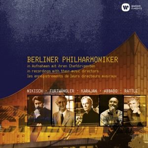 Berliner Philh.& Ihre Chefdir., Rattle, Furtwängler, Nikisch, Bp