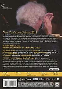 Berliner Philharmoniker-Silvesterkonzert 2014 - Produktdetailbild 1