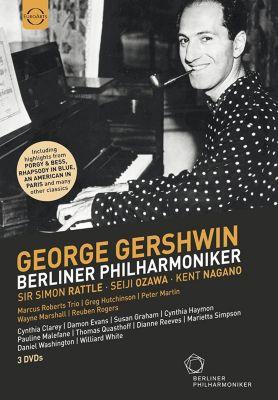 Berliner Philharmoniker und George Gershwin, Simon Rattle, Bp, Kent Nagano, Dianne Reeves