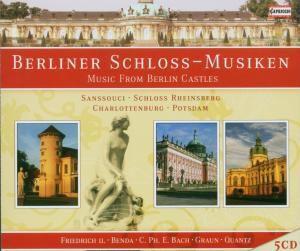 Berliner Schloss-Musiken, Berliner Barock-Compagney