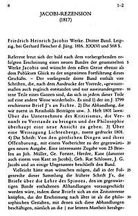 Berliner Schriften (1818-1831) - Produktdetailbild 2