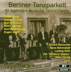 Berliner Tanzparkett, Diverse Interpreten