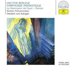 Berlioz: Symphonie fantastique Op.14, La Damnation de Faust Op.24, Herbert von Karajan, Bp