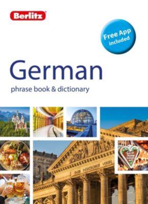 Berlitz Phrase Book & Dictionary German - Berlitz Publishing pdf epub