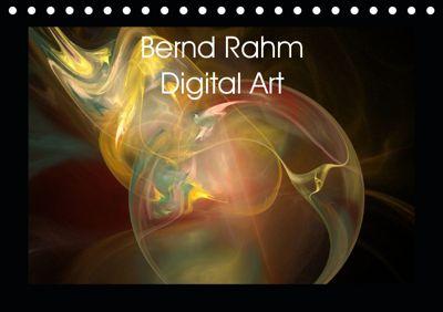 Bernd Rahm Digital Art (Tischkalender 2019 DIN A5 quer), Bernd Rahm