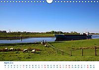 Berne 2019. Impressionen zwischen Weser und Hunte (Wandkalender 2019 DIN A4 quer) - Produktdetailbild 4