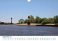 Berne 2019. Impressionen zwischen Weser und Hunte (Wandkalender 2019 DIN A4 quer) - Produktdetailbild 9